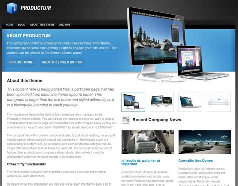 themes wordpress cms cms wordpress themes for sale products and services dobeweb