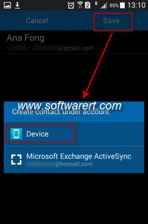 mobile live mail transfer contacts from windows live mail to samsung phone