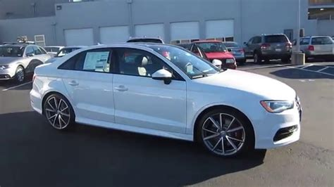 White S3 Audi by 2016 Audi S3 Glacier White Metallic Stock 110869