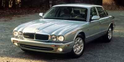 2001 jaguar xj values nadaguides