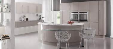 charming Cream And White Kitchen #3: Cashmere-gloss-kitchen.jpg