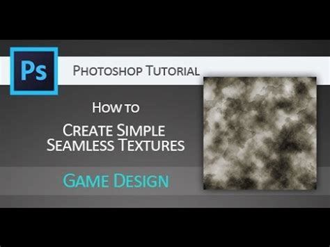 adobe photoshop quick tutorial quick tip tutorial seamless textures with build in