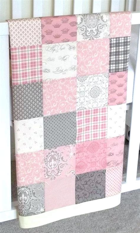 Patchwork Baby Quilt Patterns - pink patchwork quilts boltonphoenixtheatre