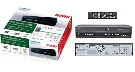 best vcr player the 10 best dvd recorder vhs vcr combinations to buy in 2017