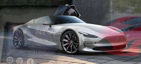 Tesla Roadster Tesla Roadster Will Reborn As A Convertible Future