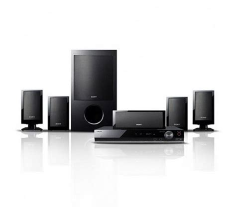 home theater sony dav dz315 compre girafa