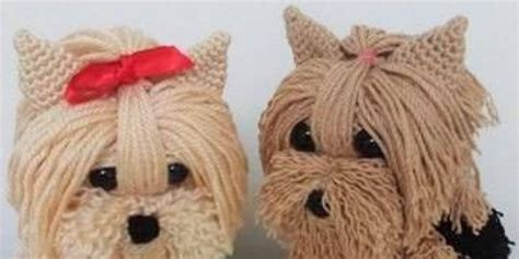 yorkie crochet pattern amigurumi yorkie tutorial pattern knitting crochet dıy craft free patterns