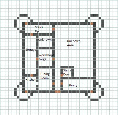 floor plans minecraft castle blueprint minecraft castles and minecraft houses