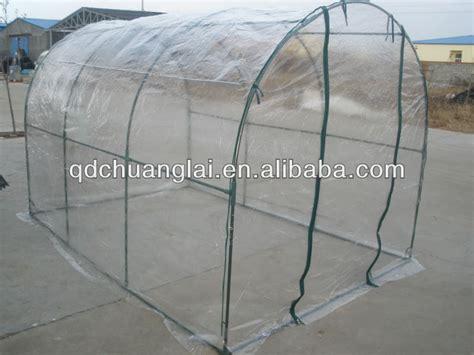serre de jardin tunnel 9m2 bache pour serre de jardin tunnel galina de 6 m2 en plastique renforc 140g m2 buy bache pour