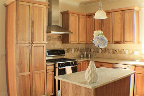 eileen taylor home design inc kitchen furniture rustic hickory cabinets chic painting