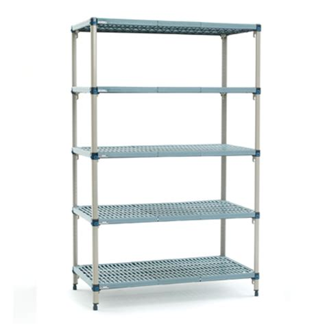 walk in cooler shelving metromax q shelving metro