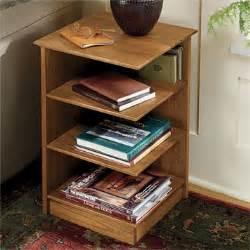 Readers Shelf wood corner shelf table reader s corner table orvis