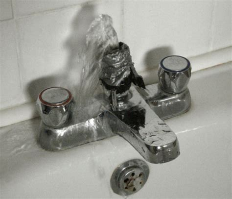 Kitchen Sink Broken by Serviz Don T Try This At Home Everything But The