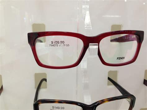 fendi glasses costco