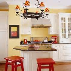 Yellow And Red Kitchen Ideas Kitchen Ideas On Pinterest Yellow Walls Drawer Pulls