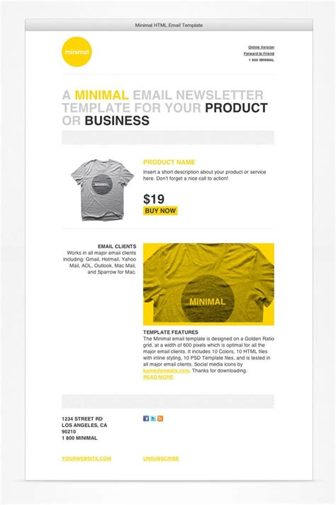 html email layout tips 41 best design inspiration email templates images on