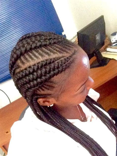 crazy nigeria plaiting hair styles hairstyle for the season african braids