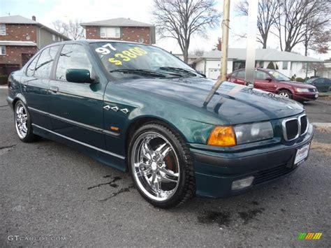 1997 boston green metallic bmw 3 series 328i sedan