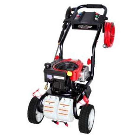 speedway reconditioned 3000 psi 2 6 gpm pressure washer