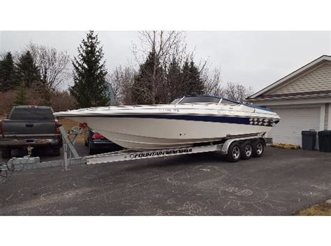 fountain boats for sale new york fountain 29 fever boats for sale in huntington station