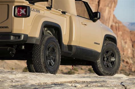 jeep comanche concept video drivingline