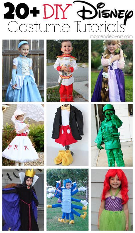 diy costumes 20 diy disney costumes