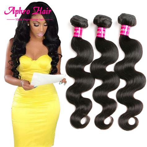 buy permanent hair extensions cheap brazilian hair bundles remy online buy wholesale brazilian hair weave bundles from