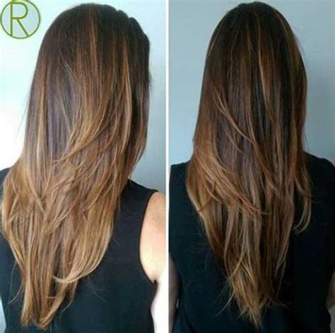hair that shaped in an upside down v most beloved v shape haircuts for women hairstyles