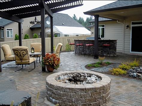 Backyard Bbq Vancouver Wa 17 Best Images About Patios And Pathways On