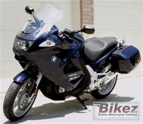 2004 BMW K 1200 GT specifications and pictures