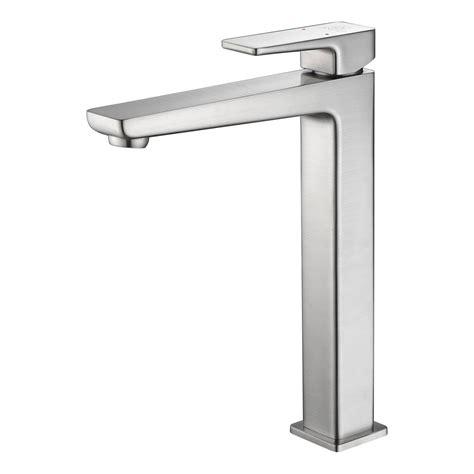 anzzi valor single single handle bathroom faucet in