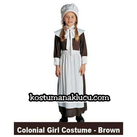 Kostum Anak Lucu Negara India kostum anak kolonial wanita kostum anak lucu