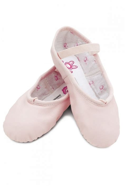 kid ballet shoes bunnyhop s0225dg bloch leather ballet shoe from
