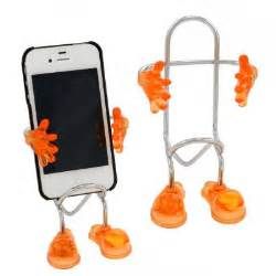 cell phone holder for desk silly 2 desktop cell phone holder stands accessory