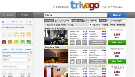 best hotel price finder trivago the hotel search