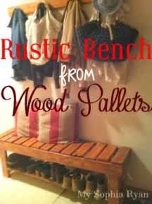 Boot Storage Bench 40 Rustic Home Decor Ideas You Can Build Yourself Diy