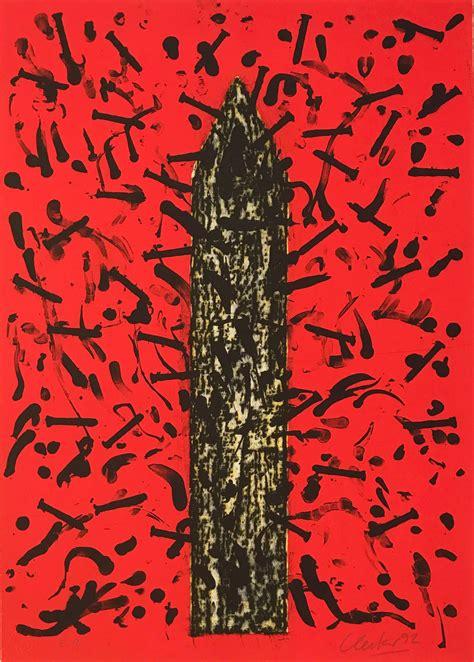 Uecker Nagel by Kunstwerke G 252 Nther Uecker Galerie Wilmsen