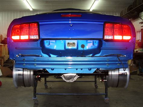 v12 mustang m5lp 0704w 26 z v12 ford mustang rearend photo 9273201