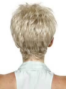hair cut front and back view on pincrest short pixie haircuts back view