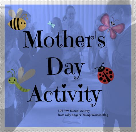 S Day Activity The Jolly Rogers Mothers Day Activity