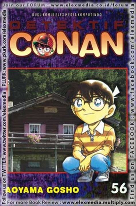 Detektif Conan Vol 84 detektif conan vol 56 by gosho aoyama reviews discussion bookclubs lists