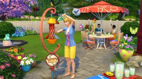 backyard stuff the sims 4 backyard stuff sims online