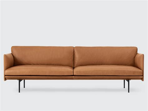 muuto sofa buy the muuto outline three seater sofa at nest co uk