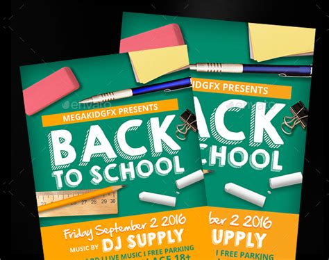 27 School Flyer Template Free Psd Ai Vector Eps Format Download Free Premium Templates Free School Flyer Templates