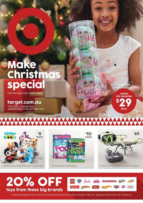 target catalogue christmas 7 13 december 2017
