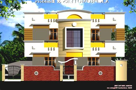 front indian house plans home design ideas building