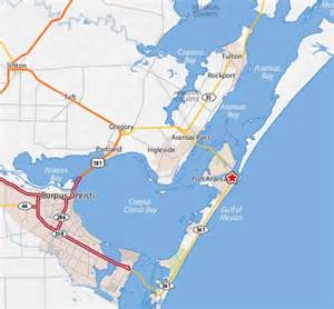 map port aransas texas 186 best images about corpus christi tx on islands uss and city by the sea