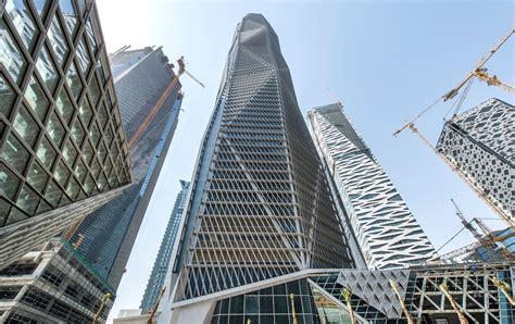 design management architects capital market authority tower architect magazine hok