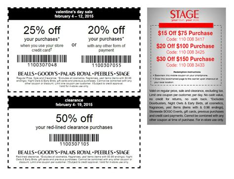 printable coupons nautica outlet stage stores printable coupons may 2016 specialist of