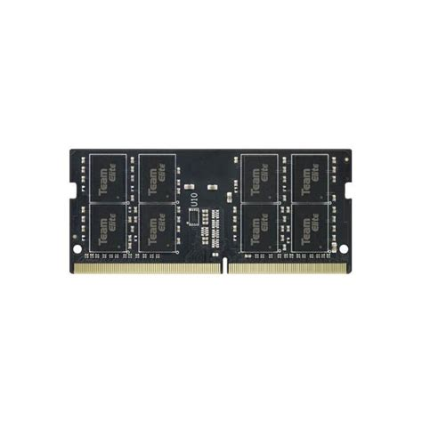 Ram Ddr4 Sodimm 8gb Team Elite team elite ddr4 sodimm 2400mhz 8gb ted48g2400c16 s01